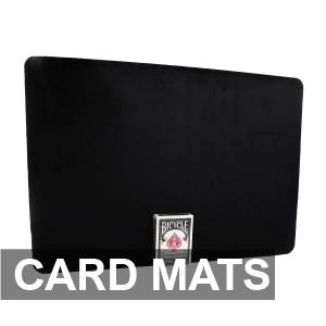 Card Mats