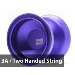 3A / Two Handed String