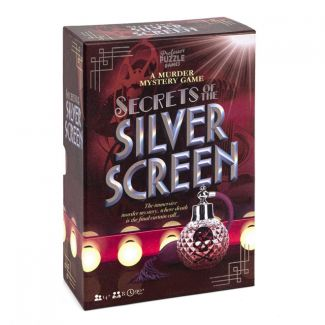 Silver Screen Murder Mystery Game by Professor Puzzle