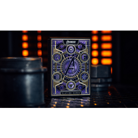 Pre-Order - Marvel Avengers: Infinity Saga Playing Cards by theory11 Officially Licenced Printed by USPCC